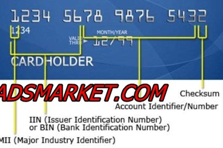 How to Get Free Visa Credit Card Numbers without Doing Illegal Things 2019: IIN (