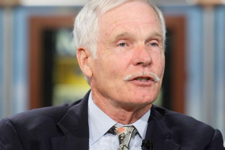 10 List of Millionaires Who Give Away Money 2019: Ted Turner