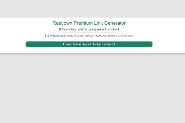 Free Uploaded Premium Link Generator No Limit in 2019