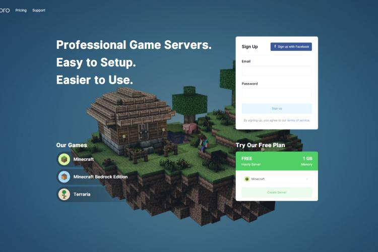 Server Pro